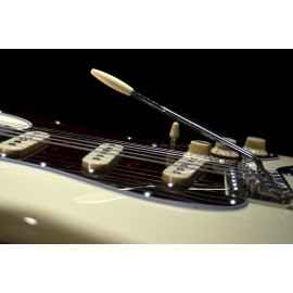 ST 80 RA VW Guitare Electrique Vintage White Vibrato
