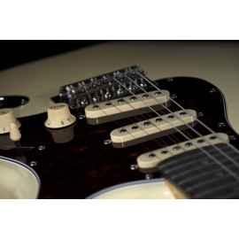 ST 80 RA VW Electric Guitar Vintage White Prodipe Guitars