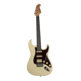 ST 83 RA VW Guitare Electrique Vintage White Prodipe Guitars JMF ST83RAVW