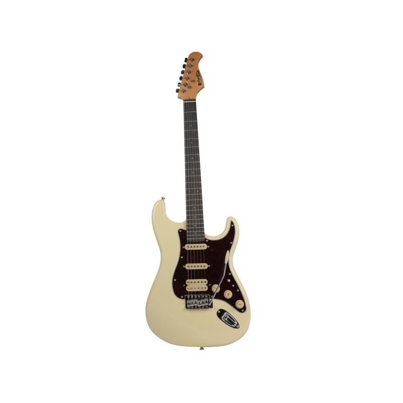 ST 83 RA VW E-Guitarre Vintage White Prodipe Guitars JMF ST83RAVW