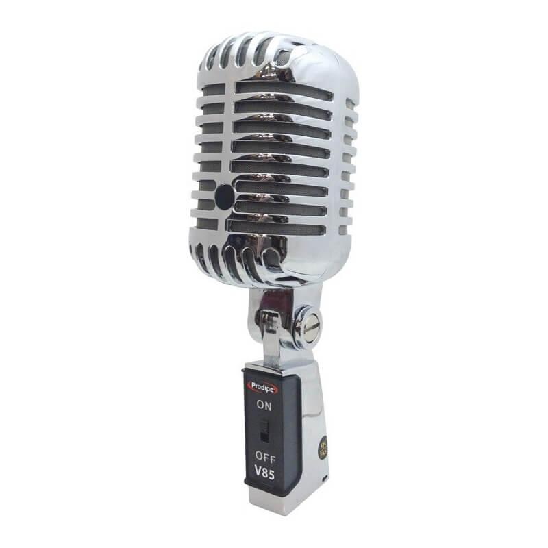 Microphone V85 Lanen Prodipe Chant Vintage Lanen