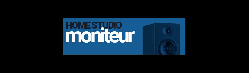 Studiomonitore, Aktiv studio monitore, Nahfeldmonitore, Lautsprecher