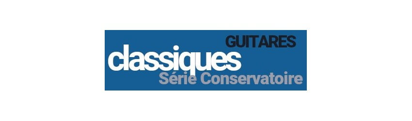 Prodipe Guitars JM Forest Guitares Classiques Série Conservatoire