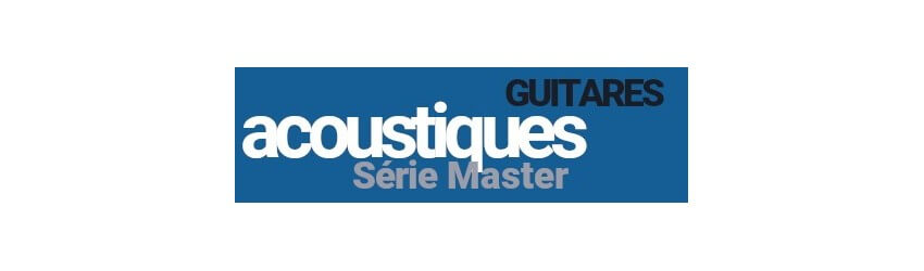 Guitares acoustiques Prodipe Guitars JM Forest SÉRIE MASTER