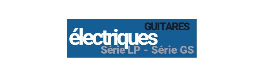 Electric guitars Prodipe Guitars JM Forest LP & GS Series