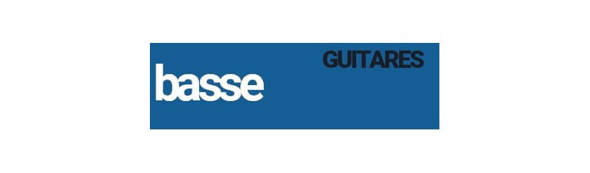Guitares Basses Prodipe Guitars JM Forest