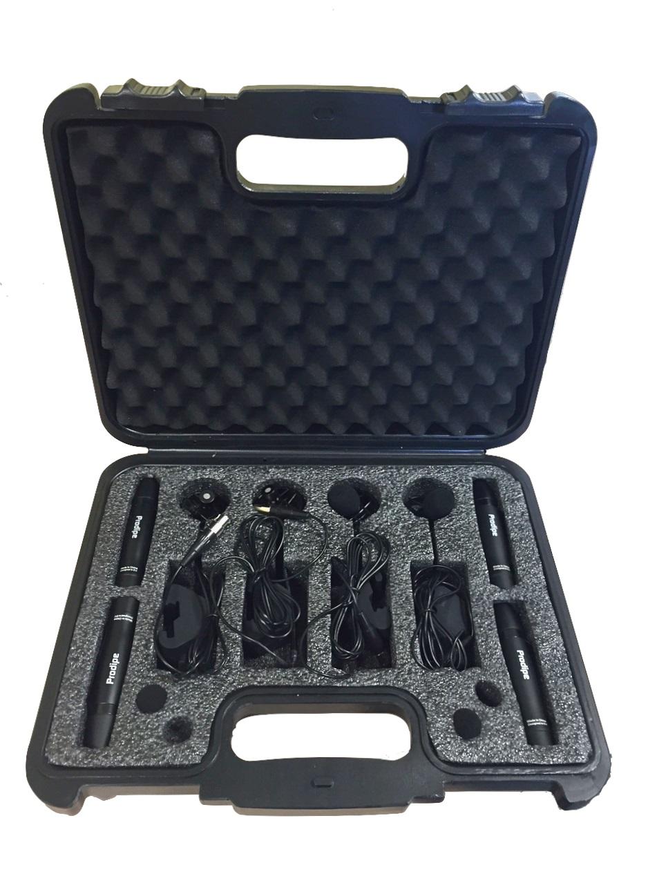 DL21-Mikrofon-Set für Toms und kleine Trommel Prodipe