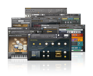UAX2 KOMPLETE ELEMENTS MK2 Licensed Software Included