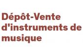 Dépôt-Vente d'instruments de musique