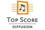 Top Score Diffusion