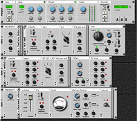 Modeling Collection AAS - Applied Acoustics systems - Die Modeling Collection ist ein Bundle aller bisher von Applied Acoustics Systems herausgebrachten Instrumente. Die folgenden Instrumente sind enthalten Tassman 4, Lounge Lizard EP-3, Ultra Analog VA-1, String Studio VS-1, Strum Acoustic GS-1, und Strum Electric GS-1